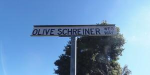 Olive Shreiner