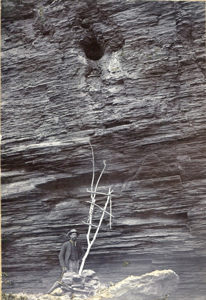 Courtesy of the MacGregor Museum, Kimberley San rope ladder